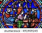 poissy  france   august 6 2016 ...   Shutterstock . vector #491909245