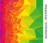 Abstract Polygonal Rainbow...