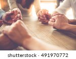 Cropped Image Of Beautiful...