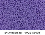 Hi Res Photo Of Lilac Beads...