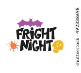Fright Night   Halloween Party...