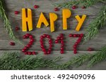 Happy New Year 2017  Food...