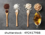 Wooden Spoons With Natural...