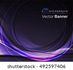 abstract background | Shutterstock .eps vector #492597406