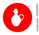 amphora sign illustration....
