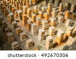 Pilae Stacks In The Roman Bath...
