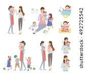 nursery | Shutterstock .eps vector #492725542