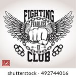 Martial Arts Or Fighting Club...