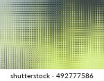 a beautiful crossed pattern or... | Shutterstock . vector #492777586