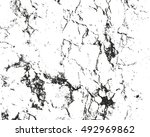 distressed overlay texture of... | Shutterstock .eps vector #492969862