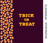 Trick Or Treat Inscription With ...