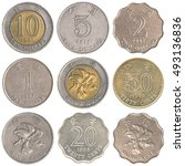 Hong Kong Dollar Coins...