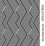 vector seamless texture. modern ... | Shutterstock .eps vector #493137802