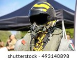 aviation military pilot helmet italian aeronautics