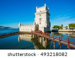 lisbon  portugal   september 19 ... | Shutterstock . vector #493218082