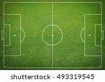 soccer field | Shutterstock . vector #493319545