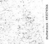 distress grainy dust overlay... | Shutterstock . vector #493574566