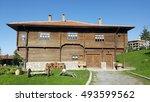 Turkish Woodenvillage House