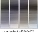 aluminum door  | Shutterstock . vector #493606795