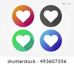 flat colored vector icon of...
