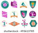 set of labels  logos for... | Shutterstock .eps vector #493613785