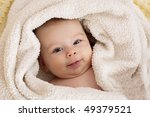 sweet baby girl | Shutterstock . vector #49379521