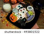 Creepy Halloween Cookies Next...