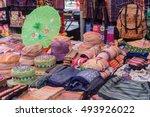 Bac Ha   Sunday Market   Fabrics