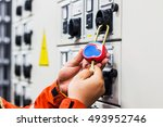Lockout Tagout   Electrical...