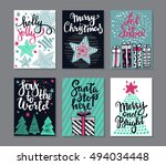 Collection Of Six Christmas...