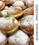 Berliner Bakery. Buns With...