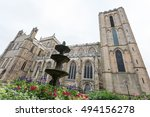 Ripon Cathedral In Yorkshire...