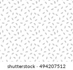 Leaves Seamless Pattern In...