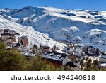 mountain skiing   pradollano ...