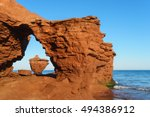 Rock Formations Formed By...