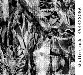 grunge background. | Shutterstock . vector #494423086