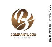 b luxury logo