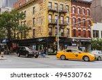 new york  usa   september 22 ... | Shutterstock . vector #494530762