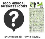 status balloon icon with 1000... | Shutterstock .eps vector #494548282