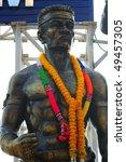 Thai Boxer Statue  Thailand.