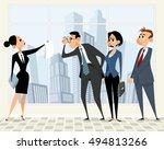 vector illustration of a... | Shutterstock .eps vector #494813266