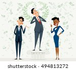 vector illustration of a...   Shutterstock .eps vector #494813272