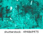 blue abstract grunge background | Shutterstock . vector #494869975