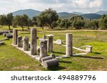 Ruins Of The Ancient Greek Cit...
