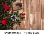 Gifts Under Christmas Tree On...