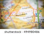 plainsboro. new jersey. usa   Shutterstock . vector #494980486