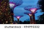 singapure  singapure   march... | Shutterstock . vector #494993332