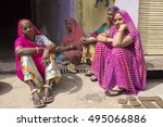 udaipur  17 02 2016    indian... | Shutterstock . vector #495066886