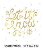 Let It Snow. Christmas...