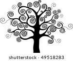 tree | Shutterstock .eps vector #49518283